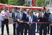 MEHMET AKİF ERSOY - Meslek Liseleri Tanıtım Stantları Açıldı