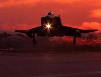 HAVA KUVVETLERİ - Mısır'dan Libya'ya hava saldırısı!