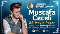 TıP FAKÜLTESI - Mustafa Ceceli'den Ramazan Konseri