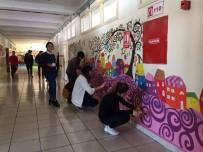 PİRİ REİS - NEÜ, AKEF Resim-İş Eğitimi Anabilim Dalı Öğrencilerinden Resim Etkinliği