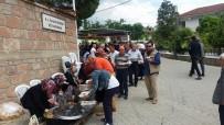 Nevruz Köyünde Hayır Yemeği  Düzenlendi