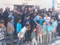 ZÜLKIF DAĞLı - Ömer Halisdemir Camii Hizmete Açıldı