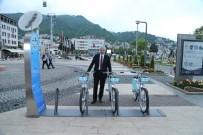 ENVER YıLMAZ - Ordu'da 'Akıllı Bisiklet' Dönemi