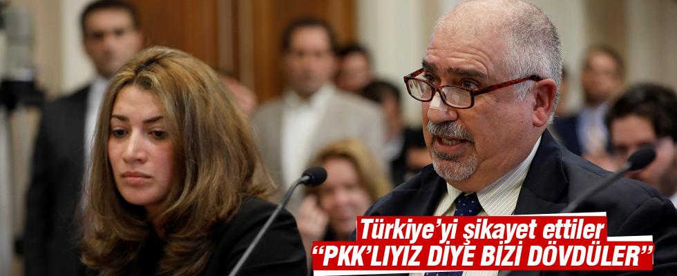 PKK sempatizanları ABD Kongresi'nde