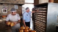 BEKIRPAŞA - Ramazan Öncesinde Fırınlara Denetim