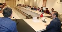 BİLİM ADAMI - Rektör Gür'den Öğrencilere Çalışma Tavsiyesi