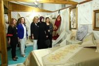 İNGILIZCE - SAMEK'in Yılsonu Sergisi Açıldı