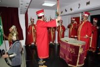 GENELKURMAY - Samsun'da Vatandaşlar Mehter Takımı Kurdu