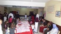 BEBEK - Silopi'de Kız Kursiyerlerin Sergisi İlgi Gördü