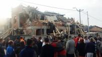 SIRBİSTAN - Sırbistan'da Cami Yıkımına Müslümanlardan Tepki