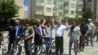 KURAN DERSİ - Soruların Tamamını Doğru Cevaplayanlara Bisiklet Hediye Edildi