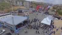 TICARET VE SANAYI ODASı - Sosyal Yaşam Merkezinin Temel Atma Törenine Bakan Tüfenkçi De Katıldı