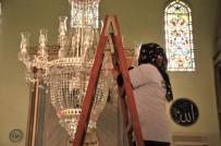 AHMET ATAÇ - Tepebaşı'nda Camiler Temizleniyor