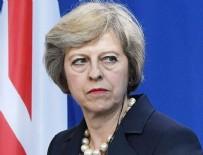 BASIN TOPLANTISI - Theresa May'den terörle mücadelede sosyal medya uyarısı