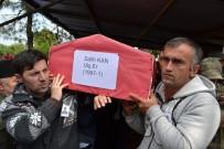 FEVZI KıLıÇ - Trafik Kazasında Ölen Asker Son Yolculuğuna Uğurlandı