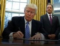 ADALET BAKANI - Trump'ın vize düzenlemesine yargı engeli