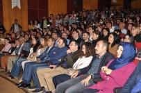 İPEK TENOLCAY - Tunceli'de 'Kocamın Nişanlısı' Tiyatro Oyunu Sahnelendi