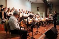 TÜRK HALK MÜZİĞİ - Türk Halk Müziği Korosu'ndan Sezon Sonu Konseri