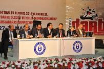 KÜLTÜR BAKANı - Uluslararası Darbe Sempozyumunda Mısır Özel Oturumu Düzenlendi