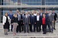KÜTÜPHANE - UNİKOP Kütüphane Ve Dokümantasyon Daire Başkanları Toplantısı