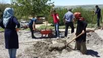 ADıYAMAN ÜNIVERSITESI - Üniversite Öğrencilerinden 'Her Köye Ulaş Mutluluğu Paylaş' İsimli Proje