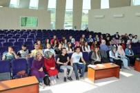 ÇOCUK ÜNİVERSİTESİ - Üniversiteliler Başkan Ayaz'ı Ziyaret Etti