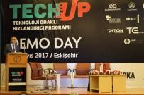 ESKİŞEHİR - Yatırımcı Ve Girişimciler Techup Demo Day'de Buluştu