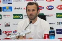 OKAN BURUK - Akhisar Belediyespor, Son 6 Maçını Kazandı