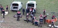 YOLCU OTOBÜSÜ - Ankara-Çankırı Karayolundaki Kazada Ölenlerden 4 Kişinin İsmi Belli Oldu