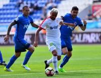 DIEGO - Antalyaspor'un Avrupa İnadı Sürüyor
