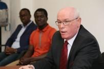 ODUNPAZARI - Başkan Kurt, Yüksek Lisans Sınavında Jüri Oldu