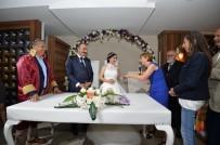 SOSYOLOG - Başkan Uysal, Meclis Üyesi Kotan'ın Nikahını Kıydı