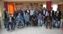 TICARET VE SANAYI ODASı - BİGİAD Bitlis Şubesinden ASİBED'e Anlamlı Ziyaret