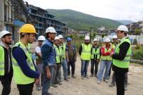BAKAN YARDIMCISI - Bolu'ya Termal Kasaba Kuruluyor