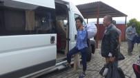 AFGANISTAN - Çanakkale'de 35 Kaçak Yakalandı