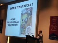 BAĞIMLILIK - Canan Karatay Açıklaması 'Avuç İçi Kadar Pide Yiyin'