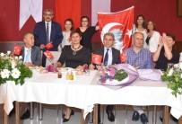 DERNEK BAŞKANI - Cumhuriyet Kadınlar Derneğinin Etkinliği Birlik Beraberliğin Simgesi Oldu