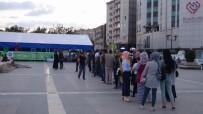 DİYARBAKIR - Diyarbakır'da İlk İftar Açıldı