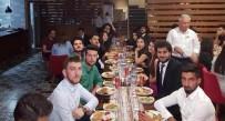 GAZI ÜNIVERSITESI - Eczacı Öğrenciler Yılsonu Partisinde Eğlendi