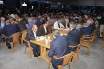 FETHİ SEKİN - Elazığ'da İftar Çadırında Her Gün Bin 500 Kişiye İftar