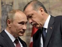 VLADIMIR PUTIN - Erdoğan, Rusya lideri Putin ile görüştü