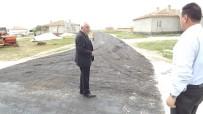 Eskil Belediyesi Yayla İçi Asfalt Çalışmalarına Start Verdi