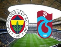 TRABZONSPOR - Fenerbahçe 1-1 Trabzonspor