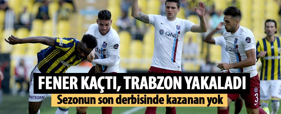 Fenerbahçe - Trabzonspor maçı