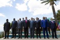 JAPONYA BAŞBAKANI - G7 Zirvesi Liderleri Aile Fotoğrafı Çektirdi