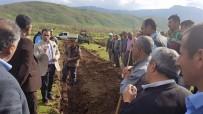 PİKNİK ALANLARI - Güroymak Belediyesinden Bin Dönümlük Mesire Alanı