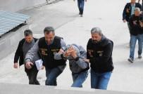 TELEVİZYON - Hırsızlık Şüphelisi 4 Şahıs Yakalandı
