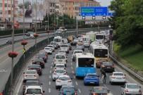 TRABZONSPOR - İstanbul'da Bazı Yollar Trafiğe Kapatılacak