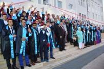 MEHMET DOĞAN - Kahta Ebu Sadık Anadolu Lisesinde Mezuniyet Töreni