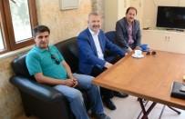 KAFKAS ÜNİVERSİTESİ - Karacabey, Yavru Ayıya Sahip Çıktı